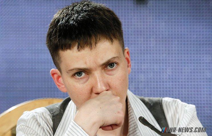 Савченко заявила, что не считает Захарченко и Плотницкого своими врагами