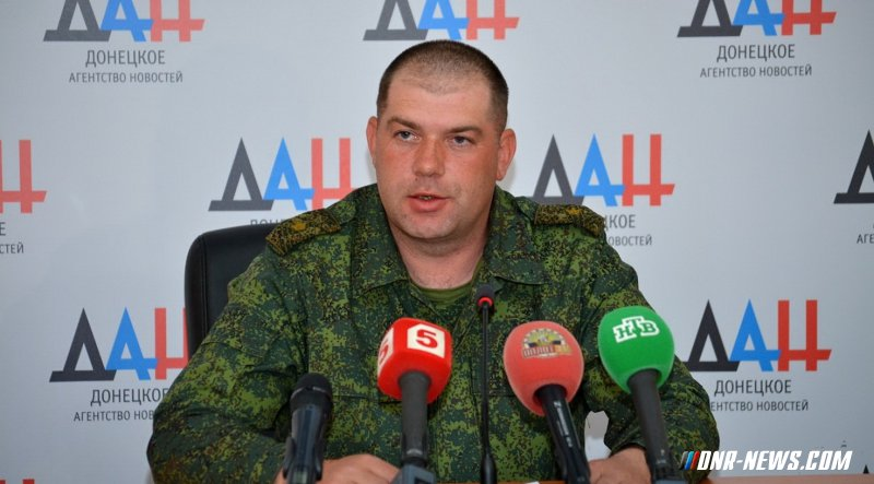 ВСУ за неделю потеряли на Донбассе более 80 человек – командование ДНР