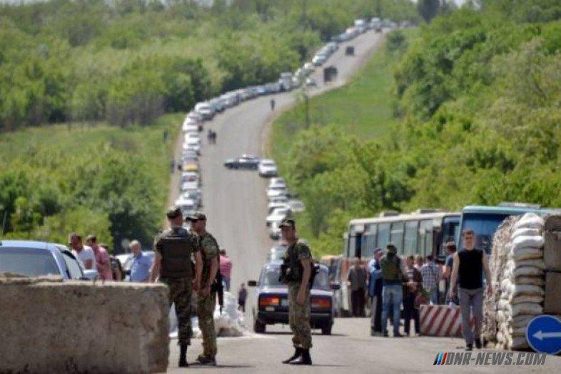 Российское руководство в СЦКК предложило ОБСЕ установить камеры слежения на всех КПВВ в Донбассе