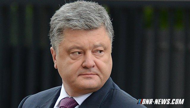 Порошенко просят временно ужесточить правила въезда на Украину для россиян
