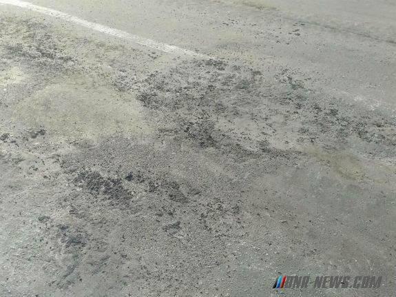 Киевские коммунальщики обвинили готовящихся к параду военных в разрушении дорог
