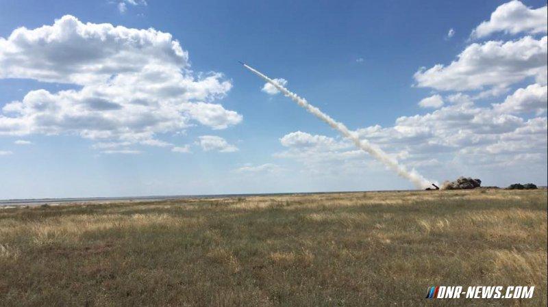Пастор одобряет: На Украине произвели первый пуск новой ракеты