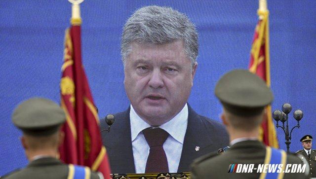 Порошенко рассказал, сколько Украина тратит на оборону