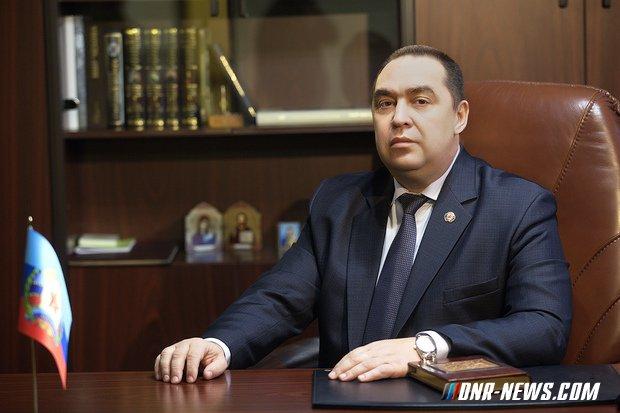 Заявление главы ЛНР Игоря Плотницкого