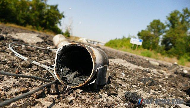ВСУ обстреляли село Саханка, обесточена электроподстанция