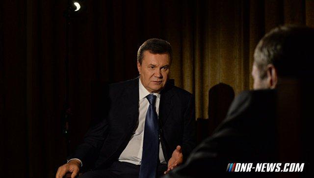 Виктор Янукович: время показало, что мы правы
