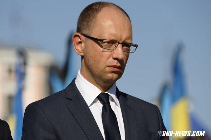 Яценюк предложил Раде признать выборы в Госдуму РФ нелегитимными из-за голосования в Крыму
