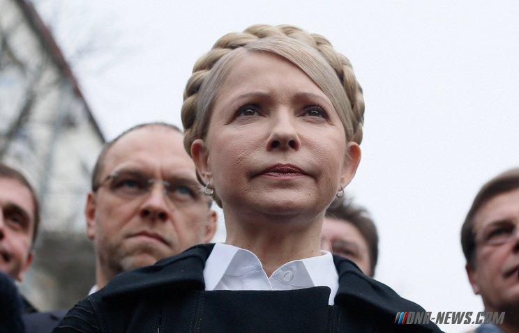 """Тимошенко назвала """"разрушительным"""" для Украины проект бюджета-2017"""