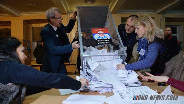 В Донецке не исключают провокаций во время предварительного голосования