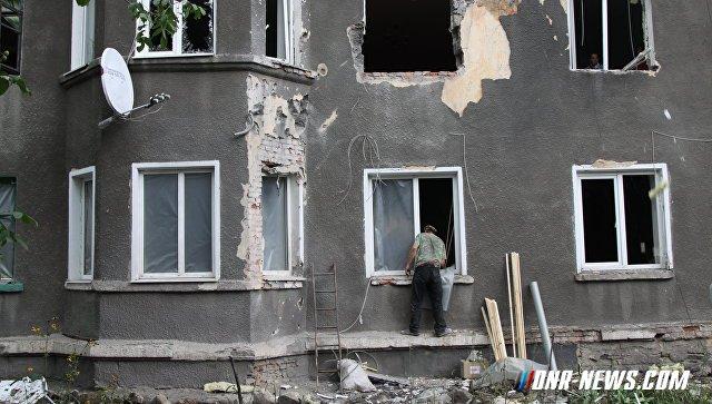 Власти Горловки сообщили об обстреле окраин города украинскими силовиками