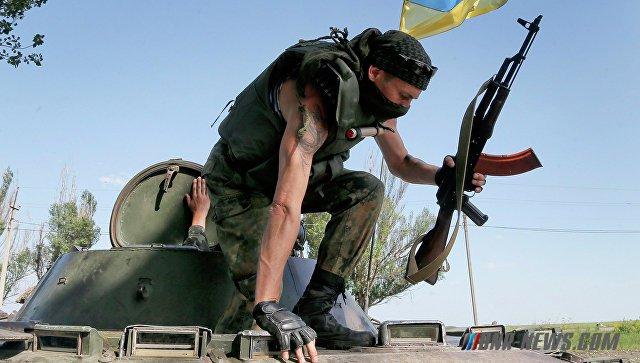 """На Украине начались командно-штабные учения по """"отпору вооруженной агрессии"""""""