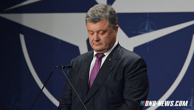 Порошенко проведет переговоры с руководством ЕС и генсеком НАТО 20 октября