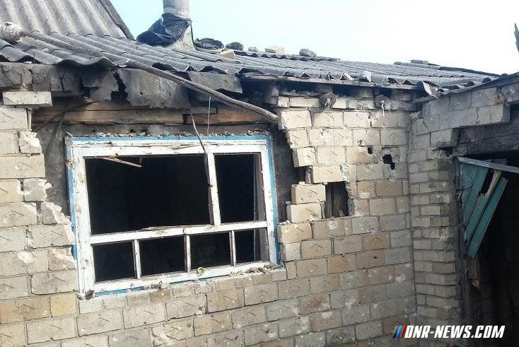 Ночными обстрелами со стороны ВСУ в Зайцево разрушено три жилых дома