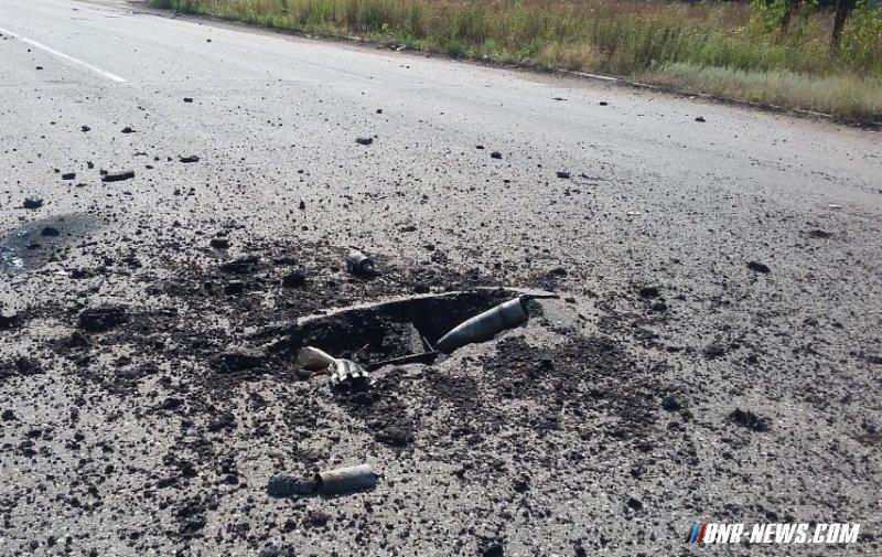 Мирный житель погиб при обстреле со стороны ВСУ Петровского района Донецка