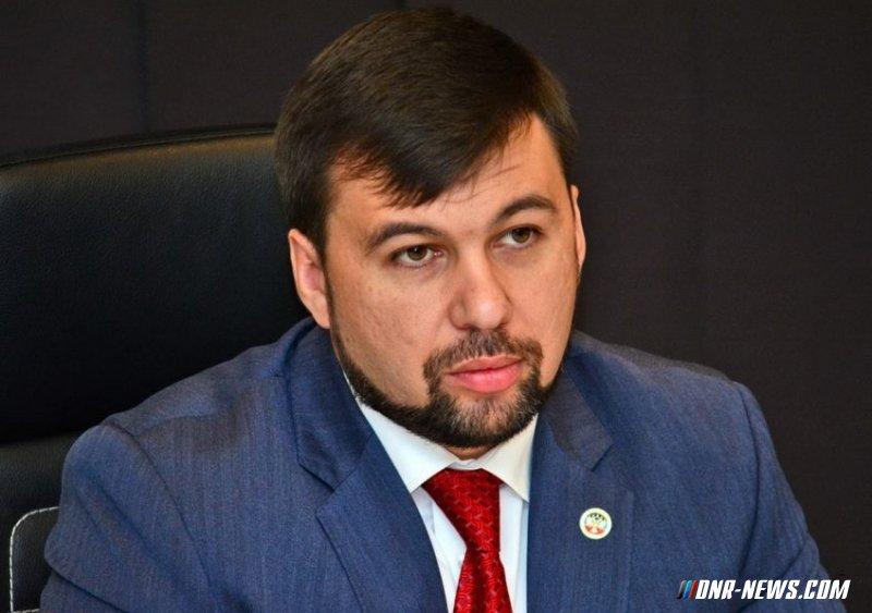 Пушилин сообщил, что власти ДНР готовят судебные иски против украинской армии