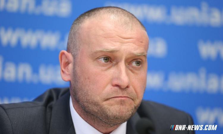 Дмитрий Ярош назвал условие свержения Порошенко