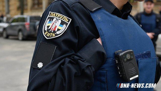 Нацполиция Украины перешла на усиленный режим из-за массовых акций