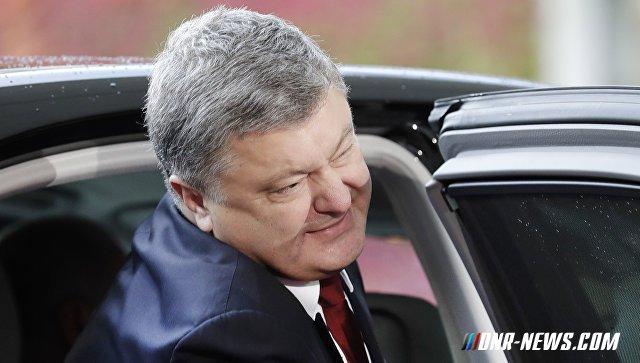 Порошенко прибыл на саммит Украина – ЕС