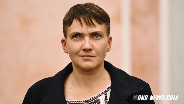 Савченко заявила о намерении стать независимым политиком
