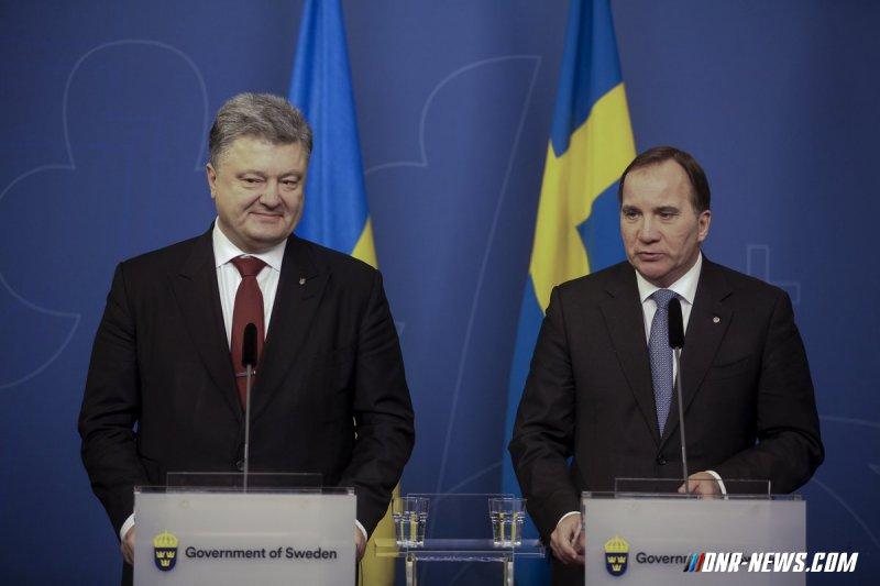 Порошенко предложил ЕС продлить санкции против России на год