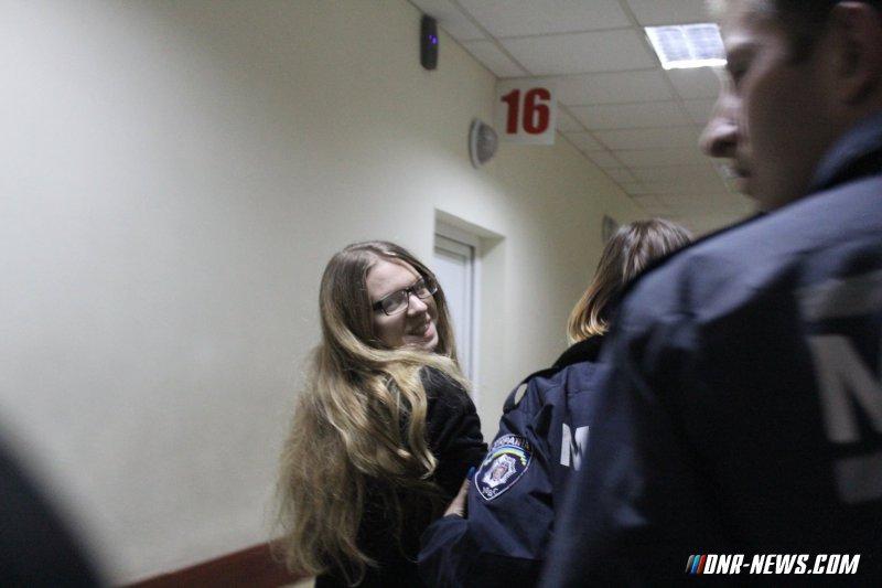 Киевский суд отправил под домашний арест Виту Заверуху