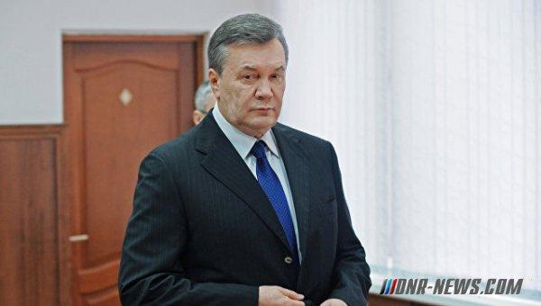 """Янукович заявил, что не общался с Сурковым в дни """"евромайдана"""""""