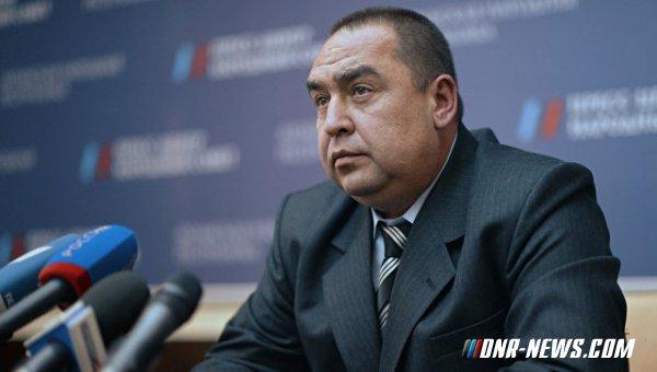 Плотницкий предложил провести всеукраинский референдум о федеративном устройстве, чтобы спасти Украину