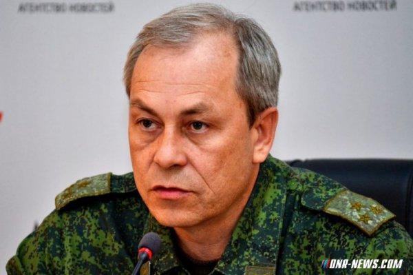 Басурин: ВСУ более 10 раз атаковали позиции ЛНР под Дебальцево, потеряв до ста человек