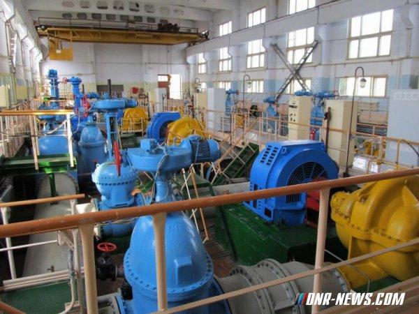 На ряд фильтровальных станций Донбасса остановлена подача воды