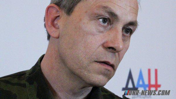 Украинские силовики за сутки 103 раза обстреляли территорию ДНР