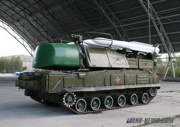 Минобороны ВСУ: Учебные стрельбы завершены, все ракеты поразили цели