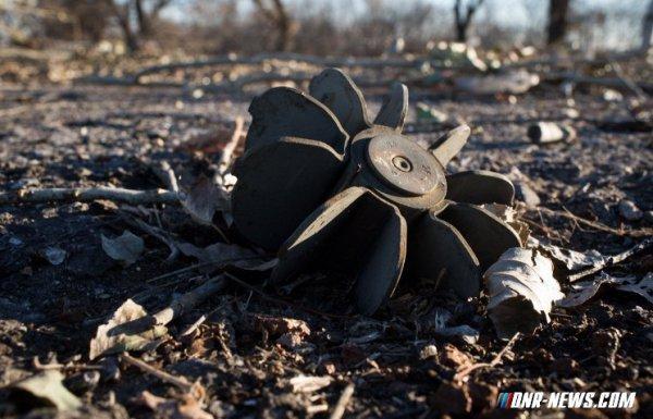Украинская армия обстреляла из минометов село Ленинское на юге ДНР