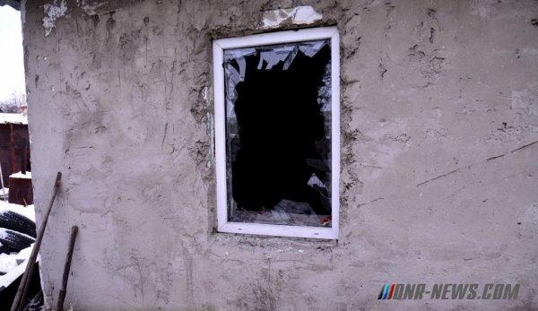 ВСУ открыли огонь по поселку Зайцево, повреждены два жилых дома
