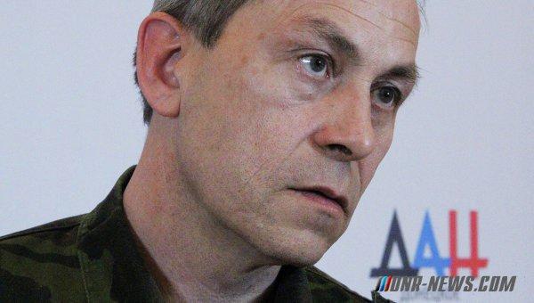Украинские силовики за сутки 1049 раз обстреляли территорию ДНР