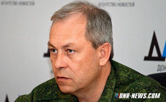 ВСУ за несколько часов выпустили 942 снаряда и мины по району Ясиноватой — Басурин