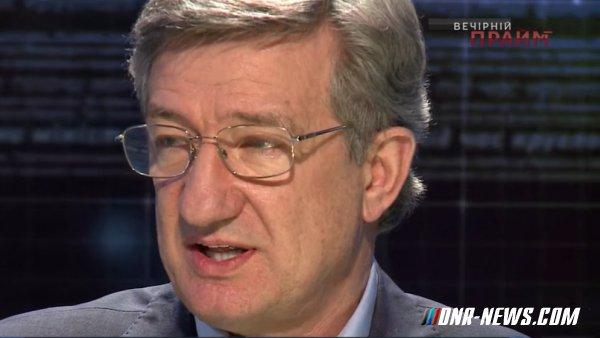 Сергей Тарута назвал условия прекращения конфликта в Донбассе