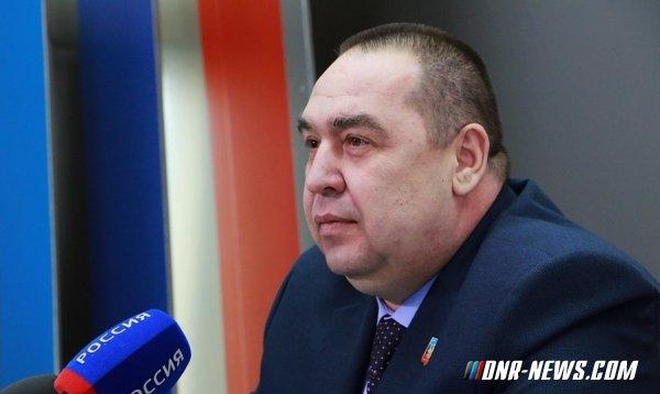 """США, ОБСЕ и """"нормандская четверка"""" скоро поставят точку в конфликте в Донбассе – Плотницкий"""