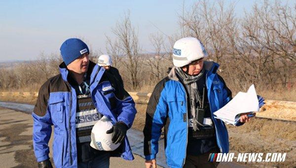 ОБСЕ: Использование запрещенного минскими договоренностями оружия в Донбассе увеличилось на 250%