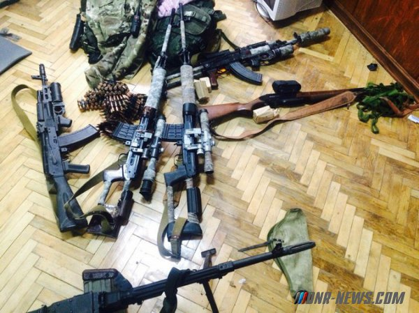 В МГБ ДНР сообщили о перекрытии канала поставки оружия в Республику