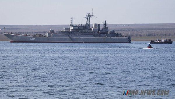 ВМС Украины предупредили о передвижениях техники под Николаевом и Одессой
