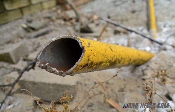 Огнем ВСУ за сутки в ДНР повреждено свыше 100 газопроводов