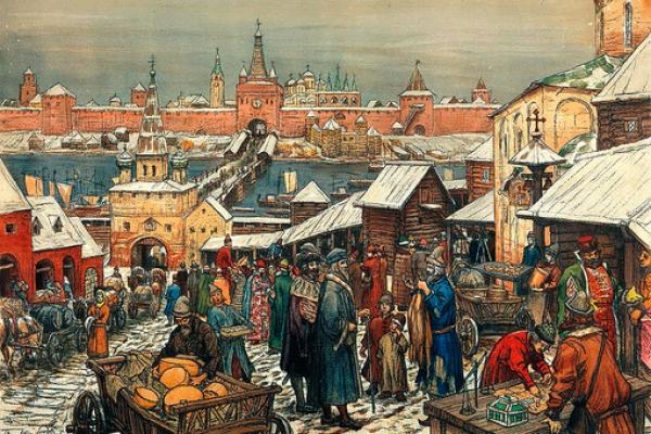 Древний Новгород в кольце блокады