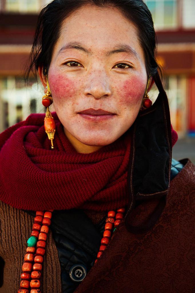 Тибетское нагорье, Китай