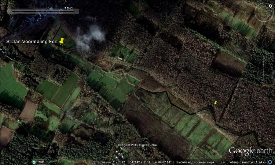 стена в Бельгии 1 - 2012