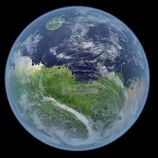 Марс до катастрофы