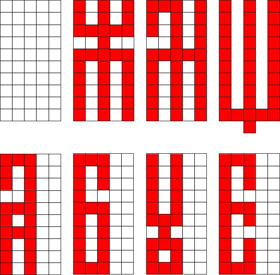 kufic grid