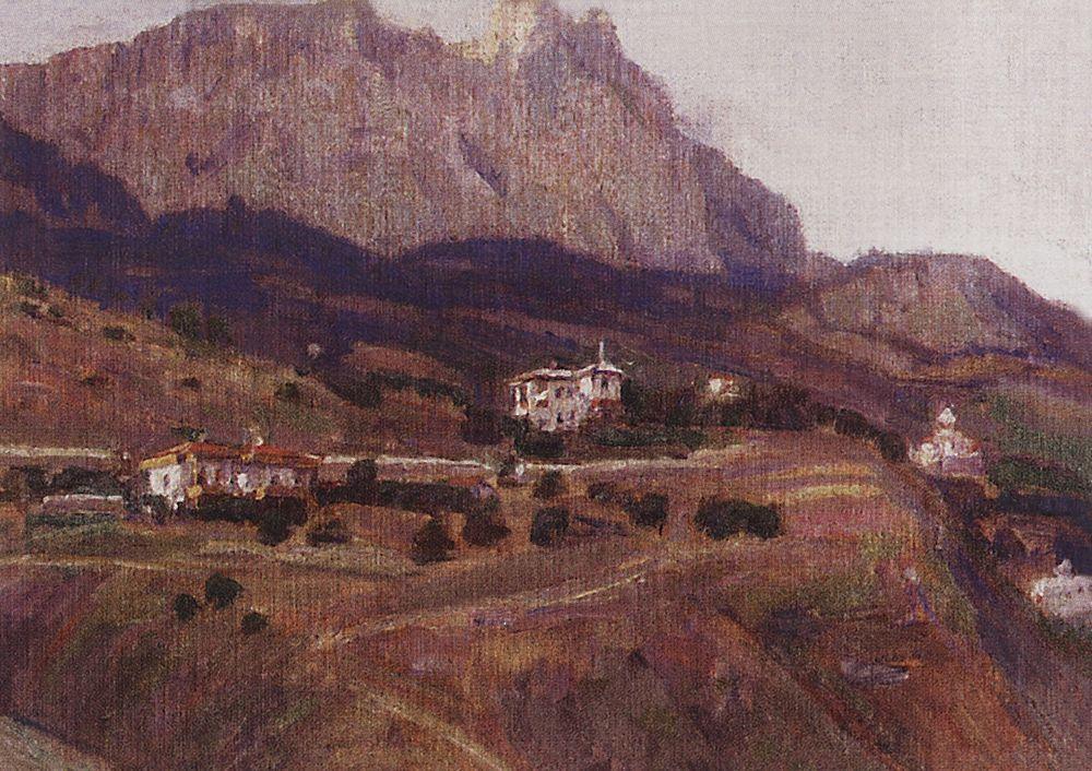 Крым. Ай-Петри. 1908