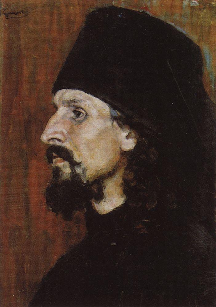 Монах. 1900-е
