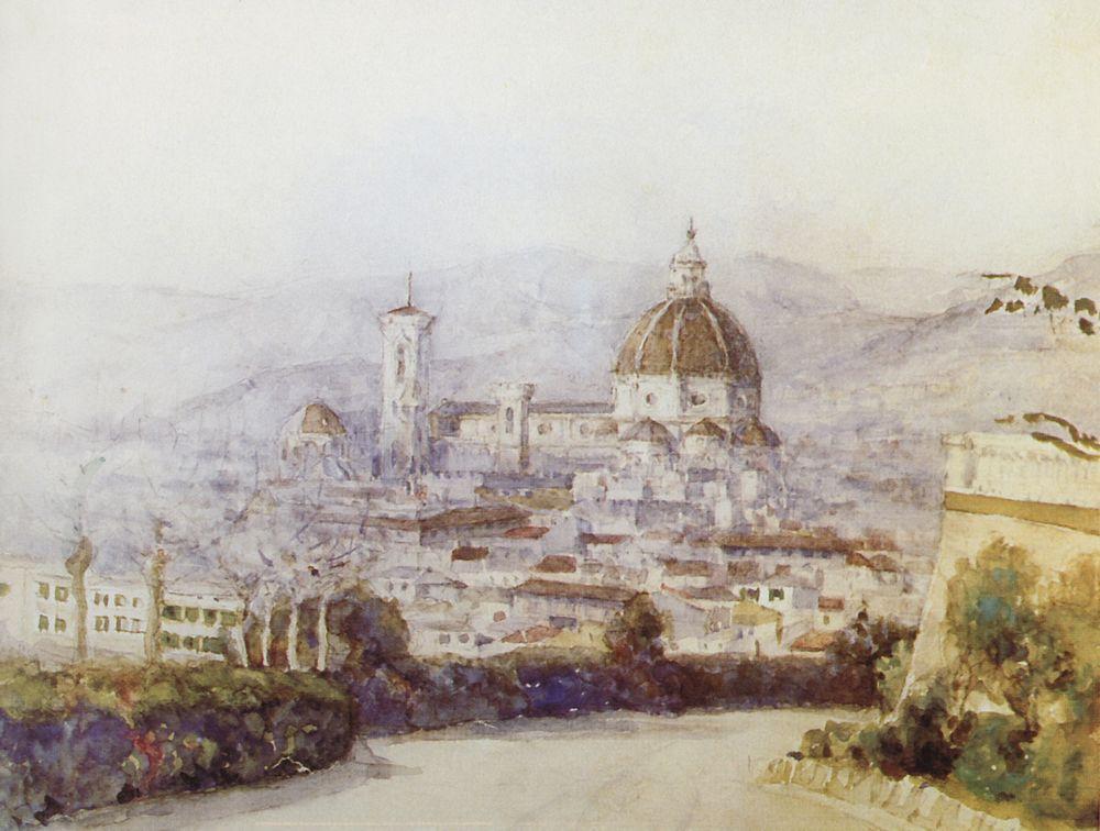 Флоренция. 1884