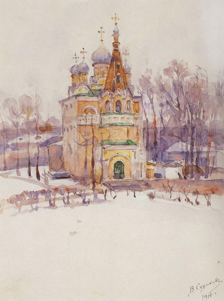 Церковь. 1910